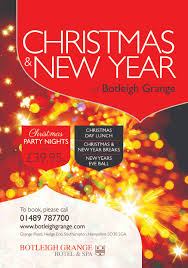 hotel hampshire southampton hotel christmas at botleigh hotel