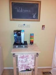 keurig coffee cart for the home for the home pinterest