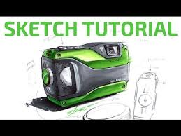 2 sketch tutorial by adonis alcici product design youtube