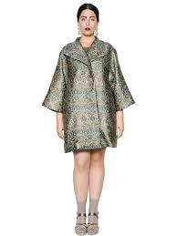 Cheap Plus Size Womens Clothing Marina Rinaldi Outlet Store Marina Rinaldi Lurex Jacquard Coat