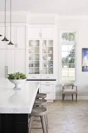 Best Color To Paint Kitchen With White Cabinets Kitchen White Kitchen Cabinets And Dark Wood Floors Best Color