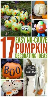 pumpkin ideas carving 25 best cute pumpkin ideas on pinterest pumpkin crafts kids