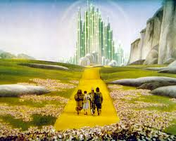 follow the yellow brick road to the symphony