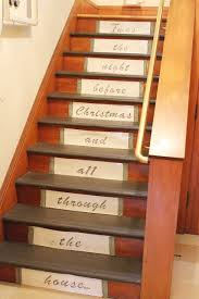 Stairs Decorations by 64 Best Stair Risers Gallery Wall Images On Pinterest Stairs