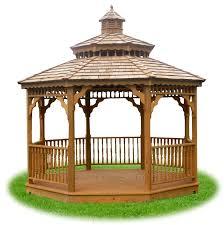 southern patio gazebo gazebos pergolas u0026 pavilions pine creek structures