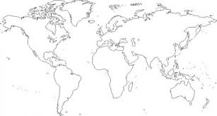 free world maps free maps of the world clipart clipart collection world map