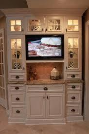 Built In Kitchen Cabinets Best 25 Kitchen Tv Ideas On Pinterest Wood Mode Tv In Kitchen