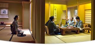 traditiona japanese dining nakato