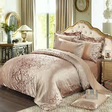 best bed sheets for summer 2017 spring summer bedding set pure cotton satin jacquard duvet