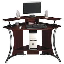 Small Wood Corner Desk Wood Corner Desk Bethebridge Co