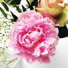 Peonies Season Blog Page 3 Of 8 Fabric Flowers By Daphnerosa