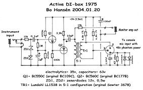 Diy Speaker Box Schematics