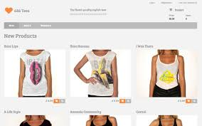 686tees online store template bootstrap e commerce templates