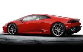 Lamborghini Huracan Lp 610 4 - hk105 lamborghini huracan lp 610 4 rosso mars metallic red