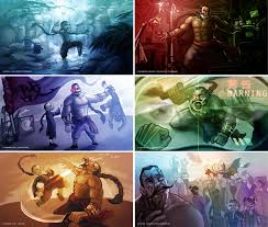 david and goliath sequence by chanlien on deviantart
