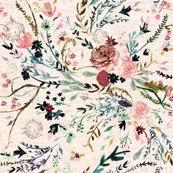 bohemian fabric wallpaper u0026 gift wrap spoonflower