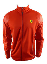 ferrari clothing puma ferrari softshell jacket sweater jacket red f1 size xs ebay