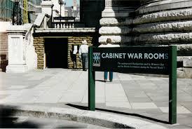 War Cabinet Ww2 Churchill U0027s Cabinet War Rooms London