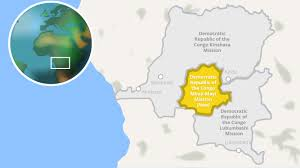 Lds Temples Map New Mormon Missions Created In Vietnam Dr Congo And Nigeria