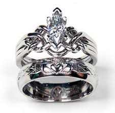 claddagh set the secret of promise rings jewelry accessories