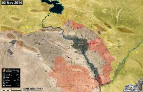 The Villages Map Iraqi Army Liberates 12 More Villages From The Islamic State