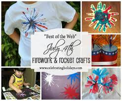 july 4th and patriotic american crafts celebrating holidays