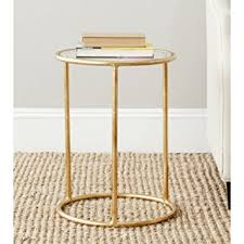 Gold Accent Table Safavieh Home Collection Shay Gold Accent Table