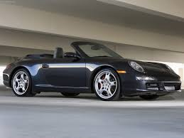porsche convertible black porsche 911 carrera 4s cabriolet 2007 picture 6 of 28