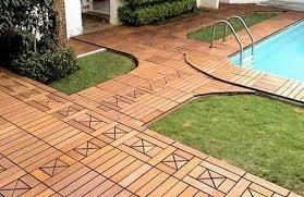 Outdoor Flooring Ideas Gorgeous Outdoor Deck Flooring Tiles Outdoor Floor Tiles Deck