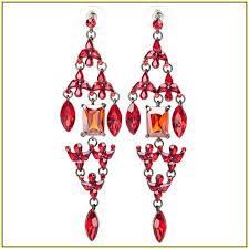 Red Chandelier Earrings Royal Blue Chandelier Earrings Home Design Ideas
