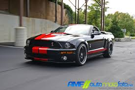 Ford Mustang Shelby Gt500 Black Snake Bite Ford Mustang Shelby Gt500 Amf Automotive