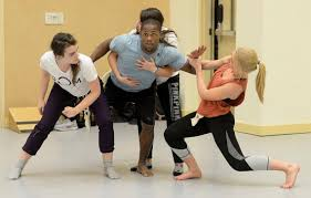 Blind Physical Therapist Dancer Is First Blind Dance Major At Unc Charlotte Charlotte