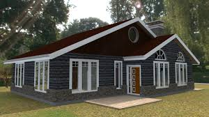 Bungalow House With 3 Bedrooms by Opulent Design 6 Free 3 Bedroom House Plans In Kenya Interior Plan