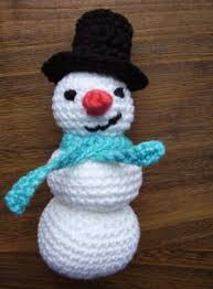 57 snowman decorations and crochet snowflakes allfreecrochet