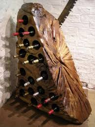 rack and ruin the original and unique british solid wood wine