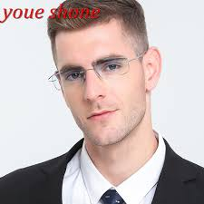 mens light tint sunglasses youe shone b titanium ultra light tint glass men stylish eye glasses