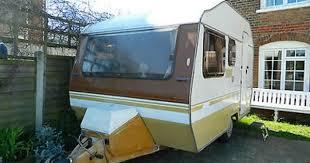 Buy Caravan Awning Vintage Retro 1980s Sprite Alpine 4 Berth Caravan Original