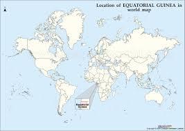 Equatorial Guinea Flag Equatorial Guinea Map