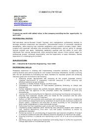 Sample Resume For Housekeeping Job In Hotel by Amulya Gupta Cv