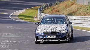 first bmw m3 2018 bmw m3 cs spied in motion for the first time