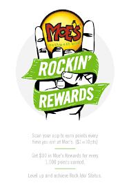 moe u0027s southwest grill free burrito with moe u0027s rockin u0027 rewards app