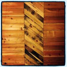 Reclaimed Wood Paneling One Bedroom Wall The Little Things Love Is All You Knit