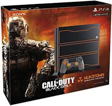 amazon black friday ps4 console amazon com playstation 4 1tb console call of duty black ops 3