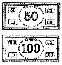 cash money stack dollar bag coloring pages printable images