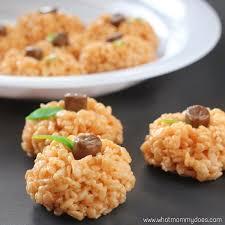 rice crispy treat pumpkins 10 minute pumpkin shaped rice krispie treats what does
