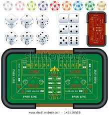 Craps Table Craps Table Stock Images Royalty Free Images U0026 Vectors Shutterstock
