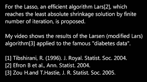 elastic nets elastic net regression of the diabetes data octave matlab