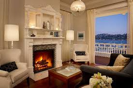 Hotel Rooms With Living Rooms by Living Room Of A Mansion Suite At Casa Madrona Hotel U0026 Spa