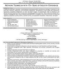 beautiful design technician resume 4 technician resume example