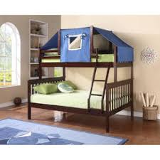 Bunk Bed With Tent Bunk Bed Tent Slide